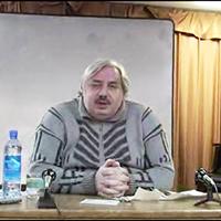 Встреча с читателями 12 января 2008 года