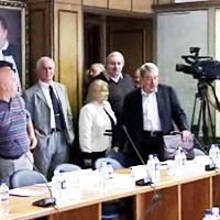 Круглый стол о геноциде в Госдуме. Выступление Левашова 10 июня 2010 года