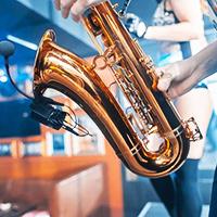 Романтический саксофон. Часть 4