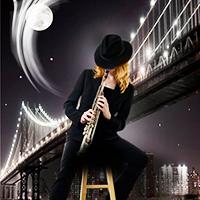 Романтический саксофон. Часть 8