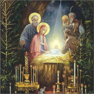 Кто родился в Рождество?